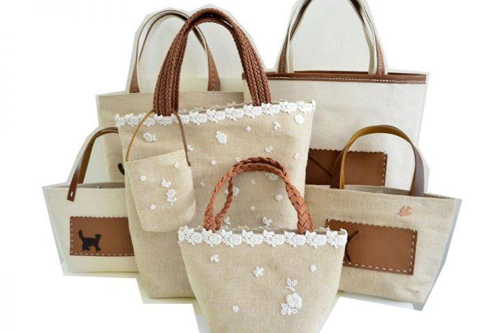 """ขายกระเป๋าผ้า-""""มาฆะดีไซน์""""-ไอเดียสินค้ารักษ์โลก-งานแฮนด์เมดสไตล์ญี่ปุ่นสร้างรายได้-2"""